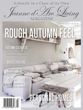 Magazine Jeanne d'Arc Living - numero 7  2018