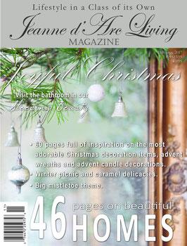 Magazine Jeanne d'Arc Living - novembre  2017