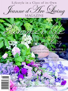 Magazine Jeanne d'Arc Living - giugno 2017