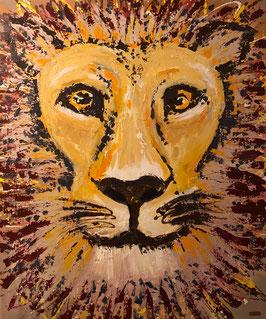 """""""Lion King"""" von Rebecca Peter"""
