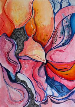"""""""Flowers"""" von Saija Sollberger"""