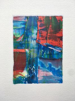 """""""The Joy Is In The Journey - Fragment 5 - mit Rahmen"""" von MICHELE LYSEK / WP11"""
