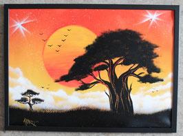 """""""The Baobabtree"""" von s_muth_art"""