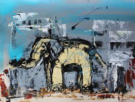 """""""Elefanti"""" von RMC"""
