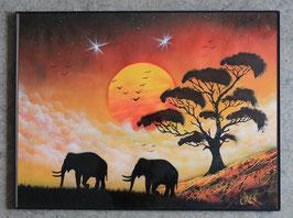 """""""Africa"""" von s_muth_art"""