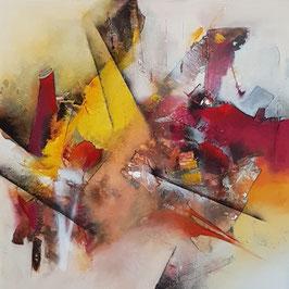 """""""HL_Abstrakt 2"""" von Loan Nguyen"""