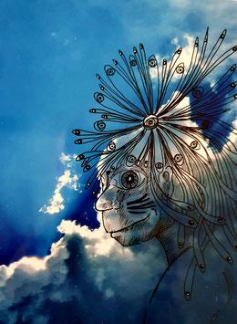 """""""Wolkenkind"""" von Monika Blum"""
