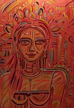 """""""Die Anmut"""" von Iris Buri"""
