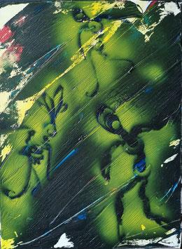 """""""Schatten in Bewegung Serie 4/6"""" von Cinzia Frasé"""