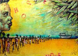 """""""hope"""" von StellArte"""