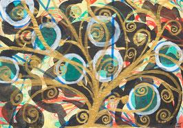 """Life tree""  von Nilüfer Tezsay Beer"