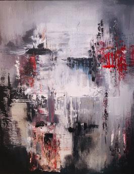 """""""Shadow town 2"""" von Cassia Art"""