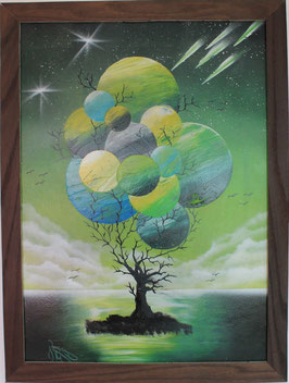 """The Galaxytree"" von s_muth_art"