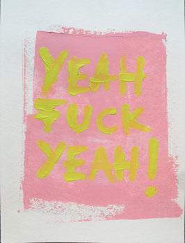 """""""YFY! [5] - mit Rahmen"""" von MICHELE LYSEK / WP11"""