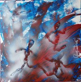 """""""Schatten in Bewegung Serie 1/6"""" von Cinzia Frasé"""