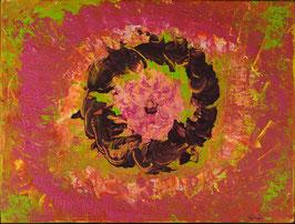 """""""Auge des Hurrikans"""" von Chris Brunner"""