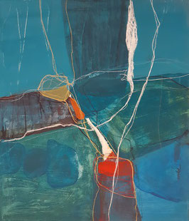 """""""Turquoises II"""" von atelier (bks)"""
