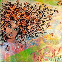"""""""flowerpower"""" von StellArte"""