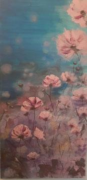 """""""pink flowers"""" von Nelaart"""