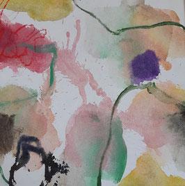 """Floraison I"" von atelier (bks)"