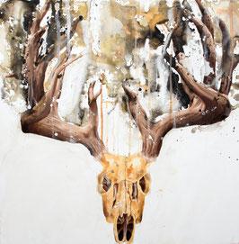 """""""The forest"""" von Saija Sollberger"""