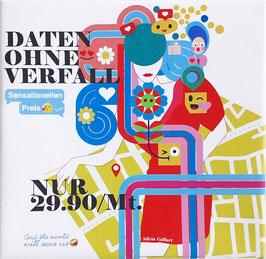 """""""Daten ohne Verfall"""" von Silvia Gallart"""