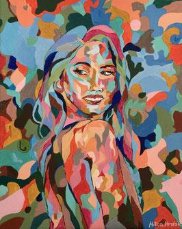 """""""Pieces"""" von Milka Mrdak"""