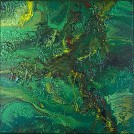 """""""green jungle"""" von farbeundfantasie"""
