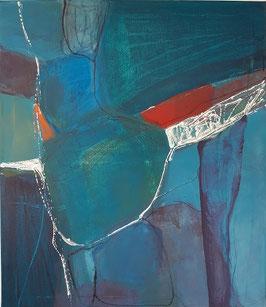 """Turquoises I"" von atelier (bks)"
