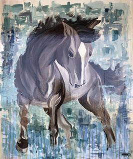 """""""Horse power"""" von Rebecca Peter"""