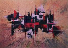 """""""Urbanization rose."""" von Leyla Cosandey"""