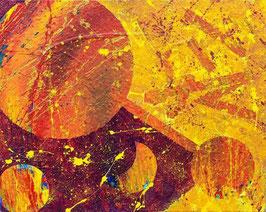 """""""Warm universe"""" von Oliver Hojas"""