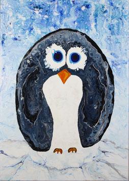 """""""Pinguin"""" von farbeundfantasie"""