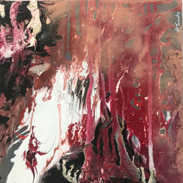 """abstrakt PT1"" von Patrizia Tenuta"