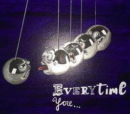 """""""Everytime you"""" von Ahrrgarts"""