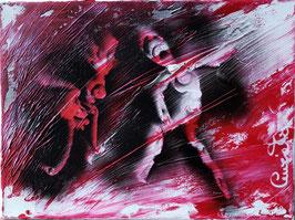 """""""Schatten in Bewegung Serie 5/6"""" von Cinzia Frasé"""