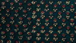 Bagru, imprimé floral (3)