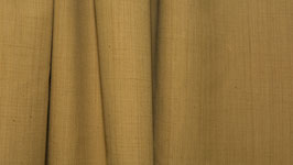 Tissu khadi tissé de jaune foncé