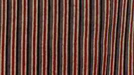 Rayures bicolores rouges et chocolat