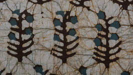 Batik forestier brun orangé