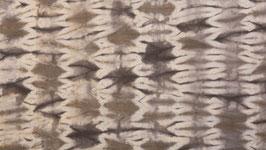 Shibori gris taupe