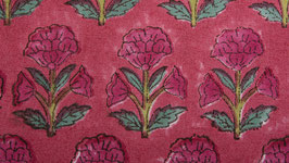 Ambiance florale framboise