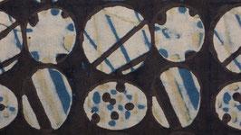 Kaléidoscope brun indigo