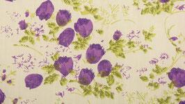 Bouquets de tulipes violettes