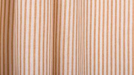 Rayures orangé pâle