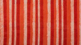 Rayures orange (Dabu)