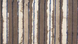 A. Lignes de couleurs grèges et taupe