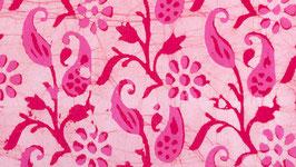 Fleurs de cachemire rose fuchsia (1)