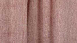Tissu handloom vieux rose