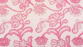 Fleurs de lotus rose bonbon